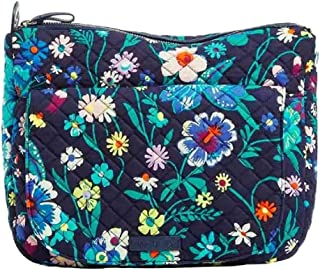 Vera Bradley Women's Microfiber Carson Shoulder Bag Crossbody Purse