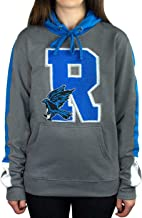 Harry Potter Hogwarts Ravenclaw R Patch Logo Premium Hoody/Hoodie
