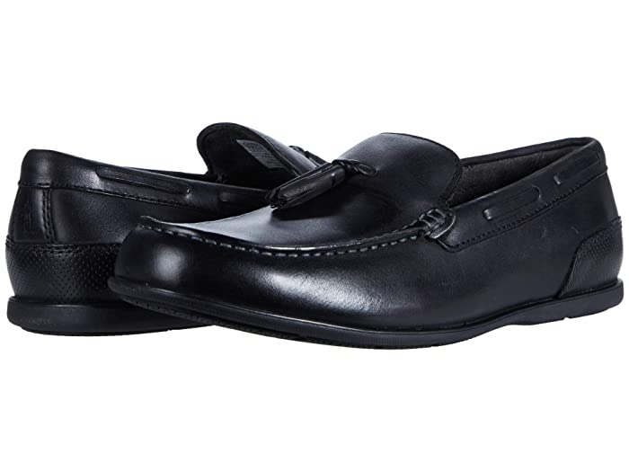 Rockport  Malcom Tassel (Black) Mens Shoes