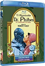 El Abominable Doctor Phibes BD [Blu-ray]