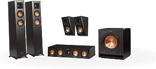 Klipsch RP-4000F 5.1 Home Theater System - Ebony