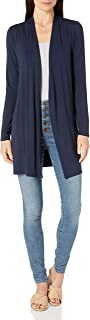 Amazon Essentials Women's Long-Sleeve Open-Front Cardigan