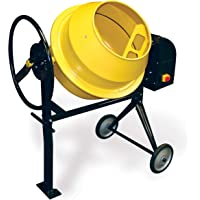 Pro-Series CME35 3.5 Cubic Foot 2/3 HP motor Electric Cement Mixer
