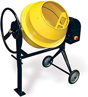 Pro-Series CME35 Electric Cement Mixer, 3.5 Cubic Feet