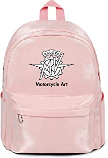 Women Men Travel Laptop Backpacks Maico-Logo- Cool School College Book Bags