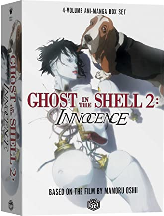 Amazon com: Ghost in the Shell 2: Innocence