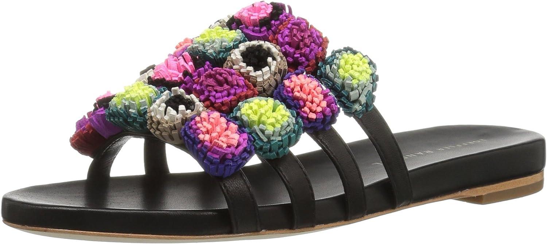 Loeffler Randall Womens Sal Slide Sandal