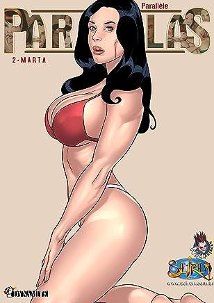 Sexe de bande dessinée