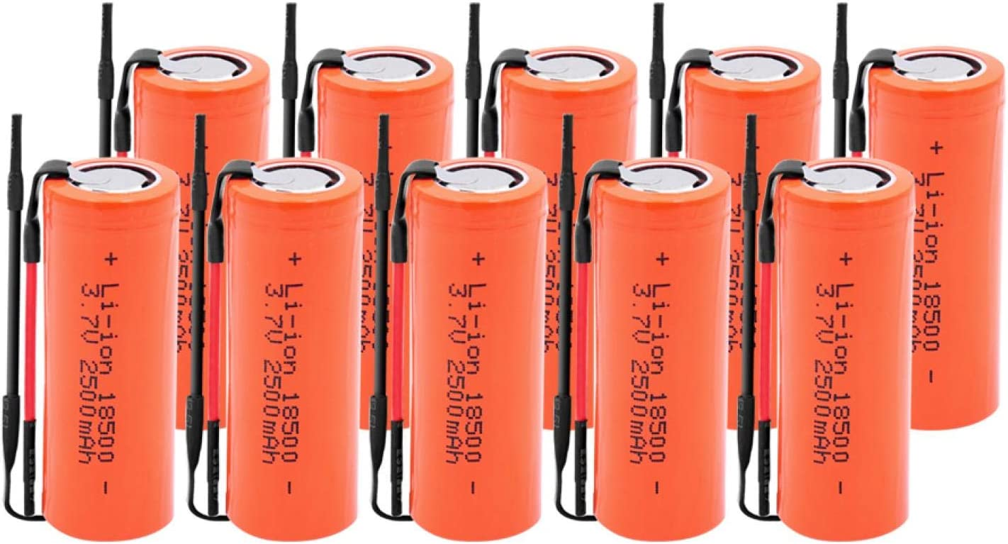 HTRN 3.7v 18500 2500mah cheap Lithium-Ion Chargeable Battery Super Special SALE held Used For