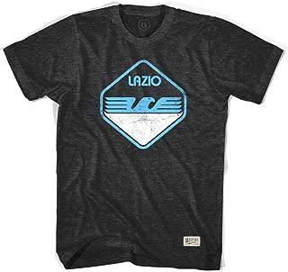 Lazio Eagle 80s Vintage T-Shirt, Black