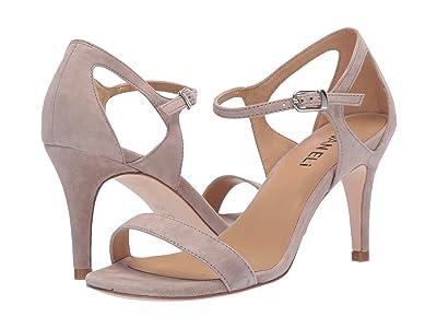 Vaneli Berk (Light Taupe Suede) High Heels