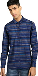 John Miller Solid Men Casual Shirts