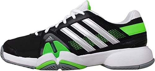 Adidas Barricade Team 3Chaussures de Tennis (Noir Vert) EU EU 462 3 UK 11,5  design unique