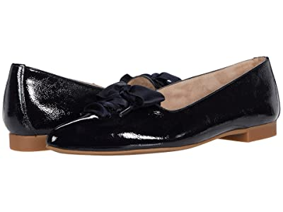 Paul Green Carina Flat (Ocean Crinkled Patent) Women