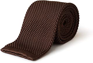 Best narrow silk knit tie Reviews