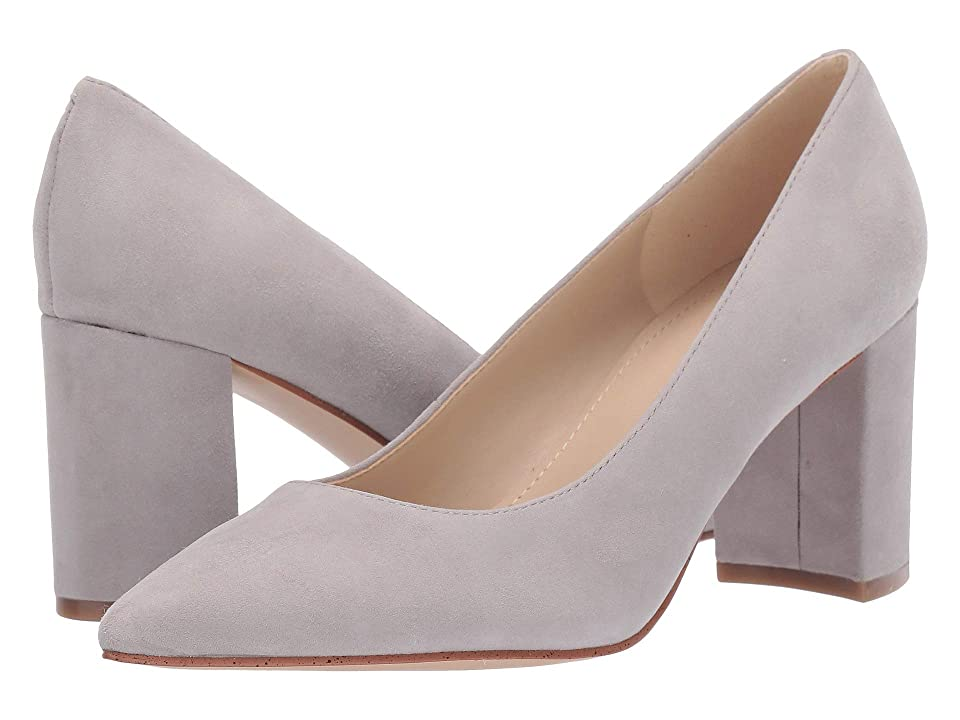 Marc Fisher Claire (Gray Suede) High Heels