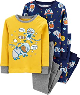 Carter's 4 Piece Pajama Set