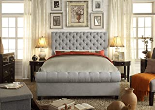 Best calia upholstered panel bed Reviews