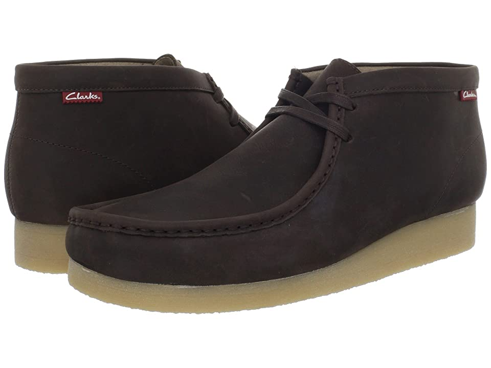 Clarks Stinson Hi (Brown Oily) Men