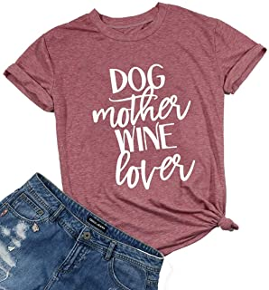 Dog Mom T-ShirtDog Lover Shirt34 TeeBaseball TeeUnisex TeeCustom T-Shirt