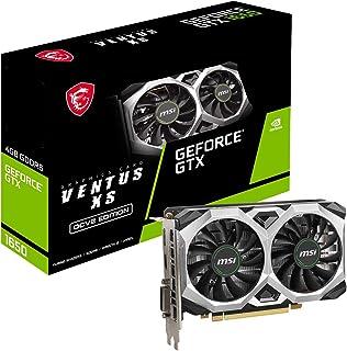 MSI GeForce GTX 1650 D6 Ventus XS OCV2 NVIDIA 4 GB GDDR6