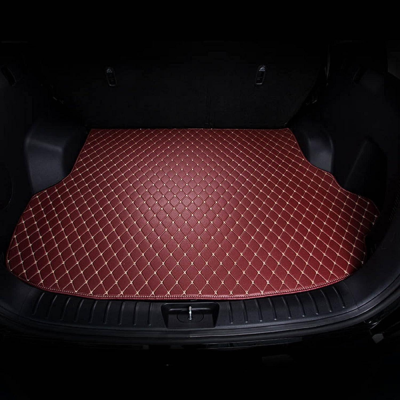 GLEETIEZ Customed Car Trunk Mat Leather Deluxe overseas Cargo pad Lin Rear