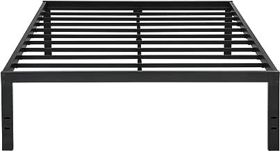 Olee Sleep 18Inch Dura Metal Steel Slate Bed Frame - S3500 Queen 18BF10Q
