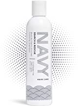 NAVY Search and Rescue Shampoo - Paraben-Free Biotin and Hair Vitamin Enriched Fortifying Hair Shampoo - 8 fl oz