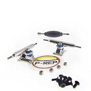 P-REP 32mm Solid Fingerboard Trucks - with Lock Nuts