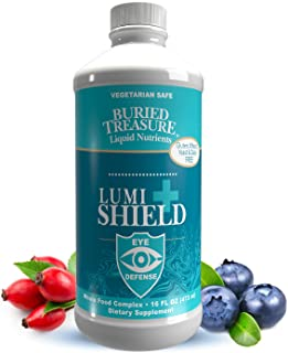Lumi Shield Plus - AREDS 2 Comprehensive Eye Vitamin Formula with Lutein Meso-zeaxanthin and Zeaxanthin. Dr. Formulated Vi...