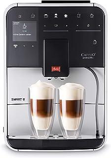 Melitta Barista T Smart F831-101, Cafetera Superautomática con Molinillo Silencioso, App Connect, Pantalla Táctil, 18 Rece...