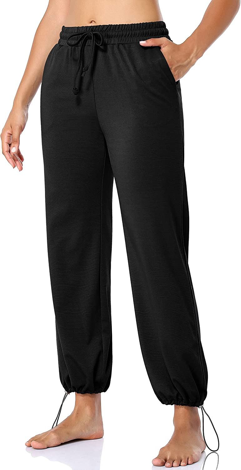 Fulbelle Womens Yoga Today's only Sweatpants At the price of surprise Elastic Waistband Sweat St Pants