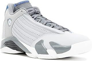 571aea7c282 Jordan Air 14 Retro Men's Shoes Wolf Grey/Sport Blue-Clay Grey-White