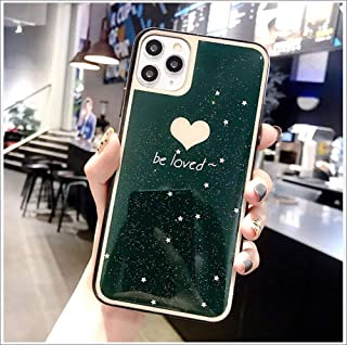Phone Case, Silicone Skin Cover Anti-scratch Protective Shining Fashion Style Case for iPhone11 pro,iPhone11, iPhone11 promax