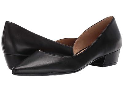 Naturalizer Belina (Black Leather) Women