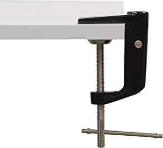 Metal Adjustable Arm Clamp - Black