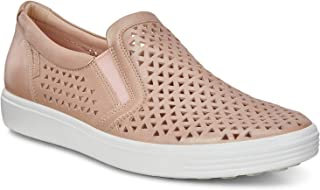 ECCO Women's Soft 7 Laser Cut Slip-On