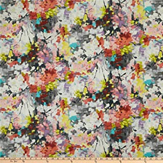 Swavelle/Mill Creek Indoor/Outdoor Brendlynn Fabric, Carnival, Fabric By The Yard
