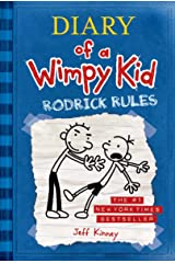 Rodrick Rules (Diary of a Wimpy Kid, Book 2) Kindle Edition