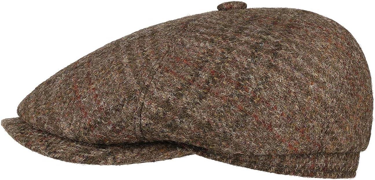 Stetson shopping Brooklin Virgin Max 45% OFF Wool Flat Cap Germany - Men Made in
