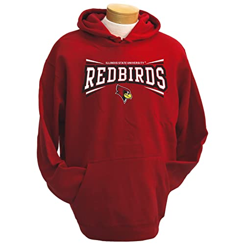 2073f0799 NCAA Illinois State Redbirds Men s Condor Hooded Sweatshirt