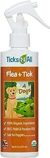 no!no! Ticks-N-All, Flea & Tick 4 Dogs Spray