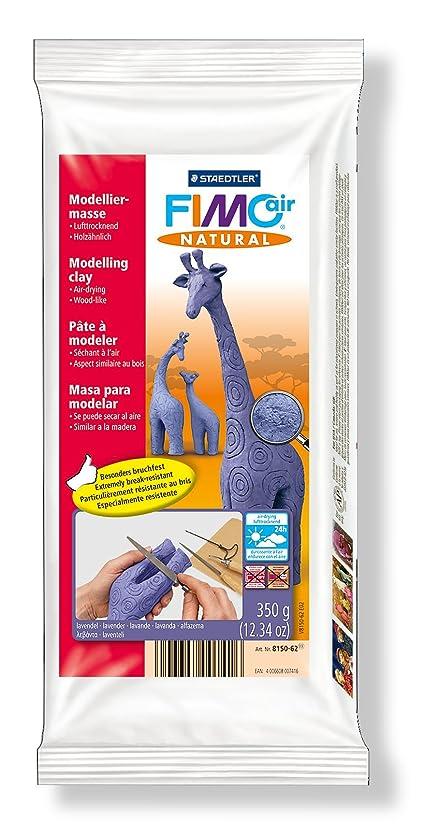 Staedtler 8150?Fimoair Natural Air-Hardening Modelling Clay 350?g, Lavender re43739611