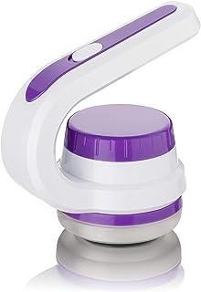 SEBSON Quitapelusas de batería, Afeitadora de Pelusas, Removedor de Pelusas para Diferentes Tejidos y Grandes Superficies, Color púrpura