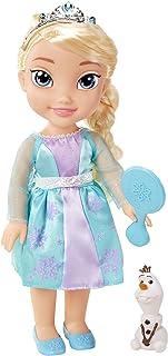 Disney Frozen Toddler Elsa Doll with Reflection Eyes