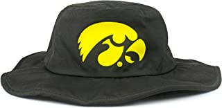 Cowbucker Official NCAA All-Weather Boonie Hat w/Adjustable Chinstrap