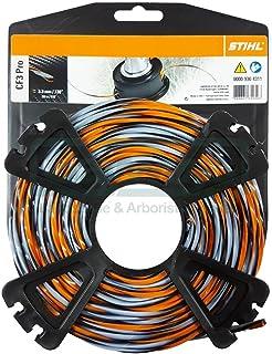 Stihl CF3 Pro 3.3 mm 36 m trimmertråd, grå/orange