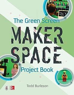 book green screen