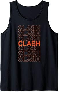 Mens Clash Repeat Shirt Gift For Royale Gamers Tank Top