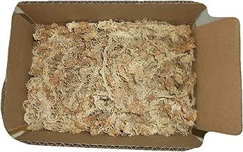 4.5 ounces of New Zealand Sphagnum Moss